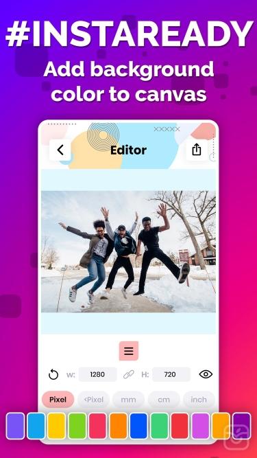 تصاویر Resize : Photo & Video Edit.or