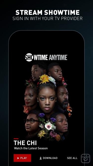 تصاویر Showtime Anytime