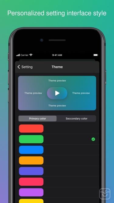 تصاویر Metronome Pro 2
