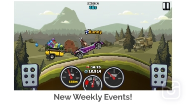 تصاویر Hill Climb Racing 2
