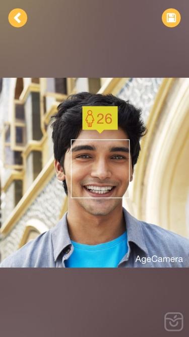 تصاویر AgeCamera - how old do I look