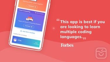 تصاویر Programming Hub: Learn to code