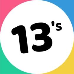 لوگو 13's