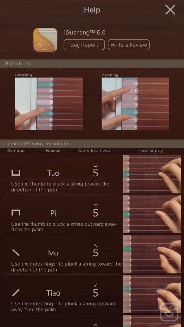 تصاویر iGuzheng™