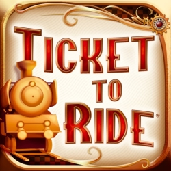 لوگو Ticket to Ride - Train Game