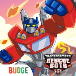 لوگو Transformers Rescue Bots: Dash