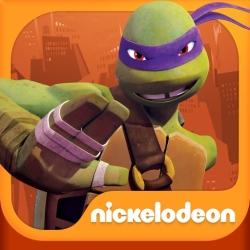 لوگو Teenage Mutant Ninja Turtles: Rooftop Run