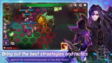 تصاویر Kingdom of Heroes:Tactics War   پادشاهی قهرمانان