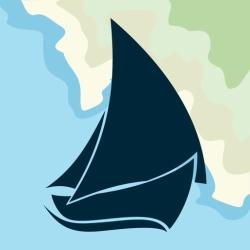 لوگو iNavX: Marine Navigation