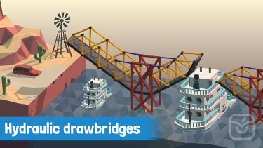تصاویر Poly Bridge
