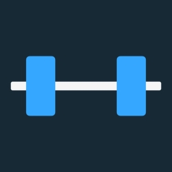 لوگو Strong Workout Tracker Gym Log