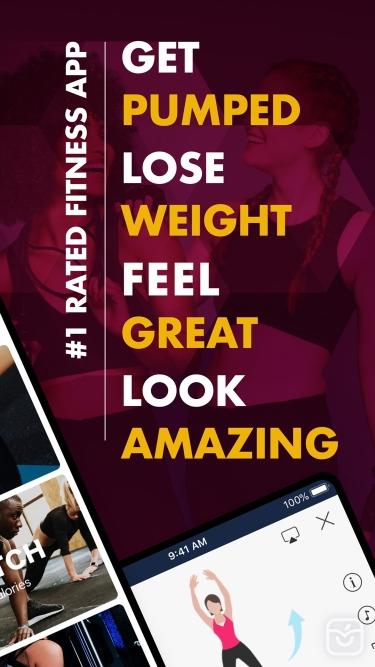 تصاویر Workout for Women: Fitness App