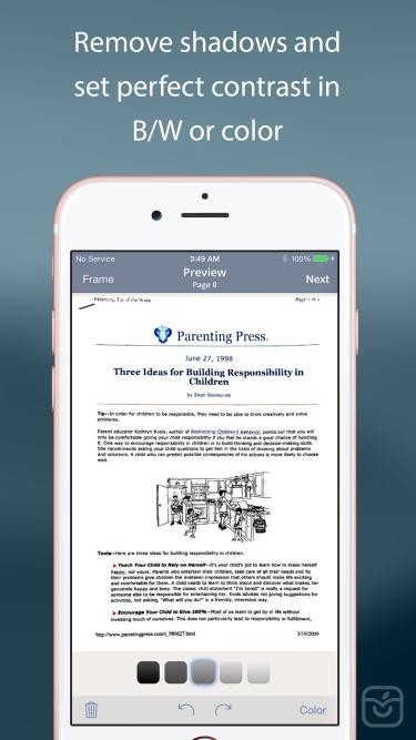تصاویر TurboScan™ Pro: PDF scanner