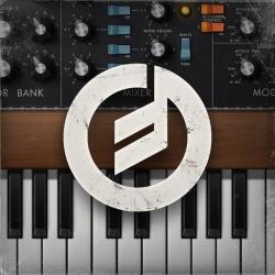 لوگو Minimoog Model D Synthesizer