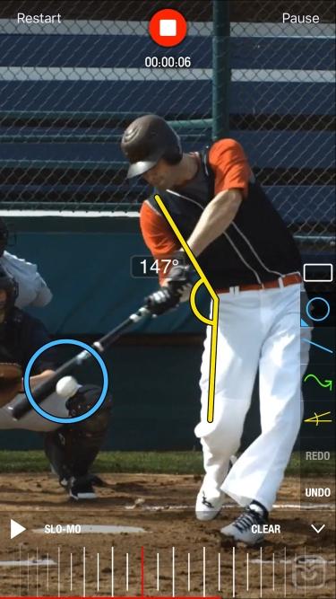 تصاویر Coach's Eye - Video Analysis