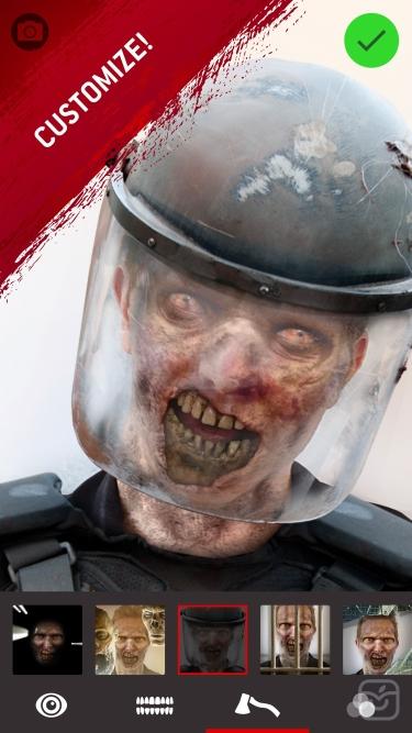 تصاویر The Walking Dead:Dead Yourself