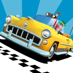 لوگو Crazy Taxi City Rush