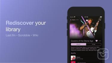 تصاویر Plum Music Player