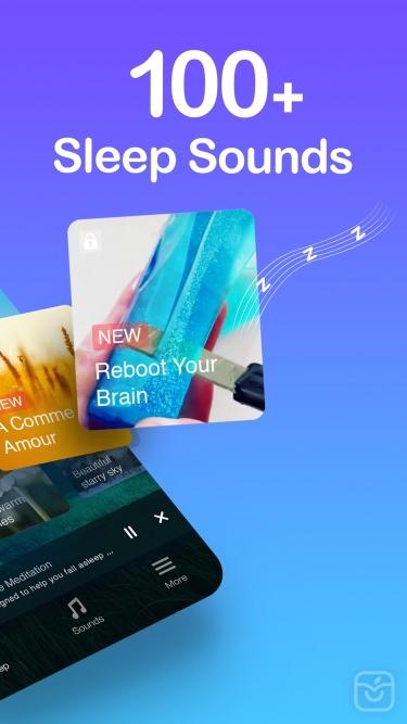 تصاویر Deep Sleep:Sleep Sounds&Cycle