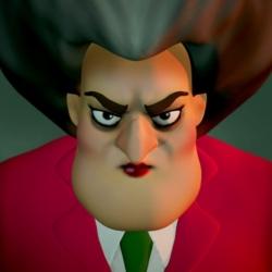 لوگو Scary Teacher 3D
