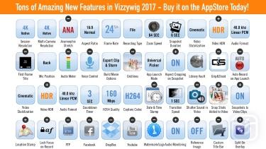 تصاویر Vizzywig: Record & Edit Videos
