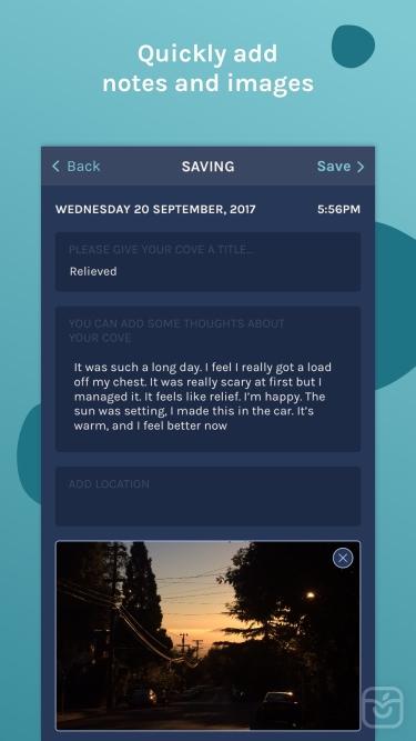 تصاویر Cove: music for mental health