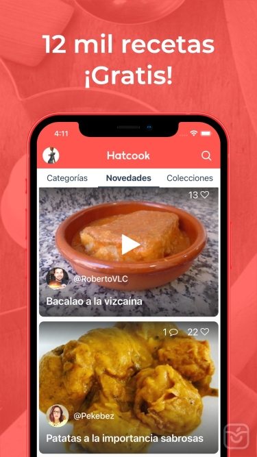 تصاویر Hatcook Recetas de Cocina