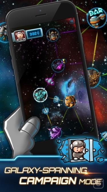 تصاویر   Galaxy Trucker Pocket