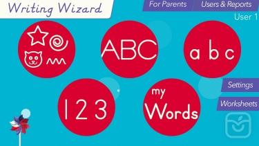 تصاویر Writing Wizard for Kids