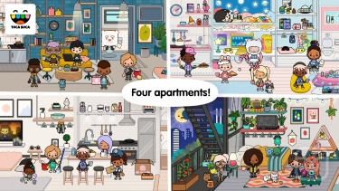 تصاویر Toca Life: Neighborhood