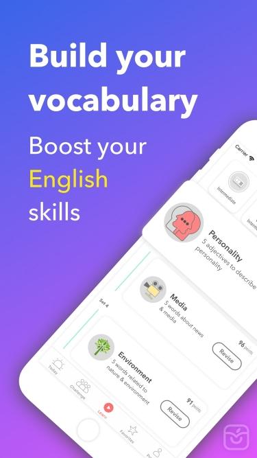 تصاویر Atlas - Vocabulary Builder