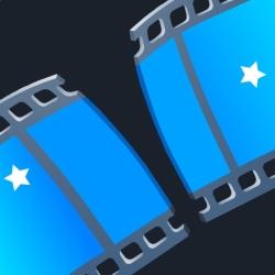 لوگو Movavi Clips Great Movie Maker