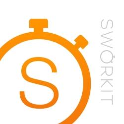 لوگو Sworkit Fitness & Workouts App