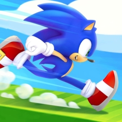 لوگو Sonic Runners Adventure