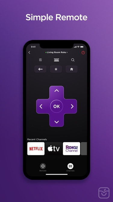 تصاویر Roku - Official Remote Control