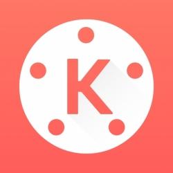 لوگو ++ KineMaster - Video Editor