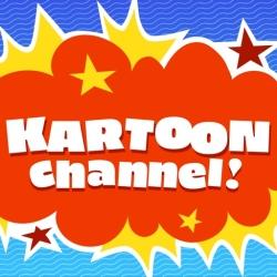 لوگو Kartoon Channel!