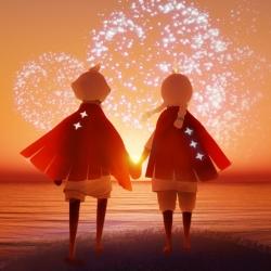 لوگو Sky: Children of the Light