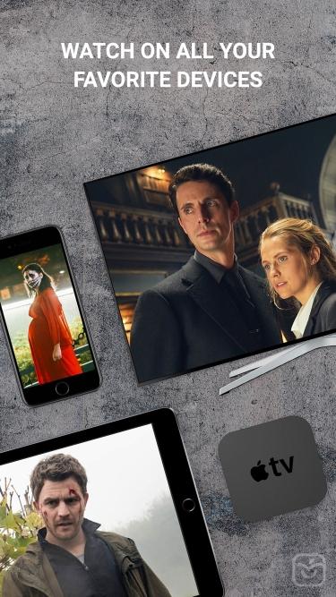 تصاویر Shudder: Horror & Thrillers