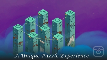 تصاویر Mystic Pillars: A Puzzle Game