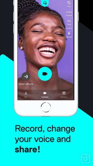 تصاویر Voicemod Clips: Voice Changer