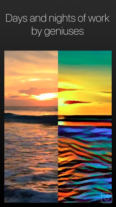 تصاویر Artisto – Video and Photo Editor with Art Filters