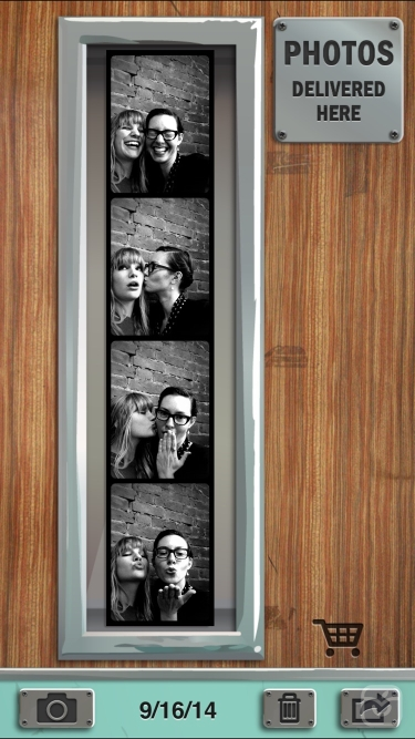 تصاویر Pocketbooth Photo Booth