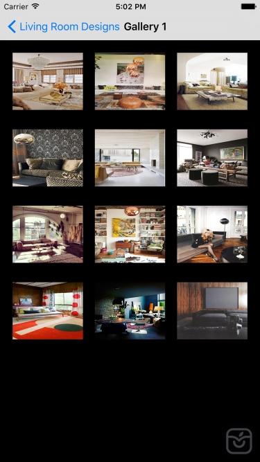 تصاویر Best Living Room Designs