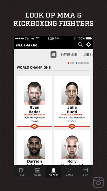 تصاویر Bellator MMA