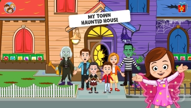 تصاویر My Town : Haunted House