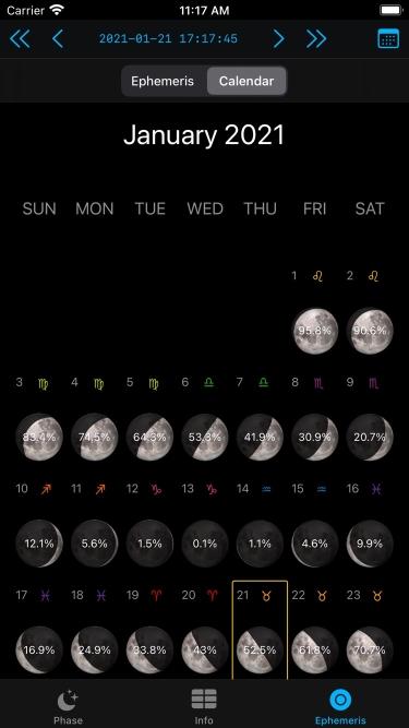 تصاویر LunarSight