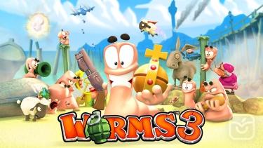 تصاویر Worms3