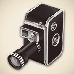 لوگو 8mm Vintage Camera