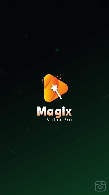 تصاویر Magix Video pro